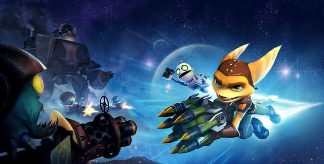 New Ratchet & Clank Game coming to PSN this Fall