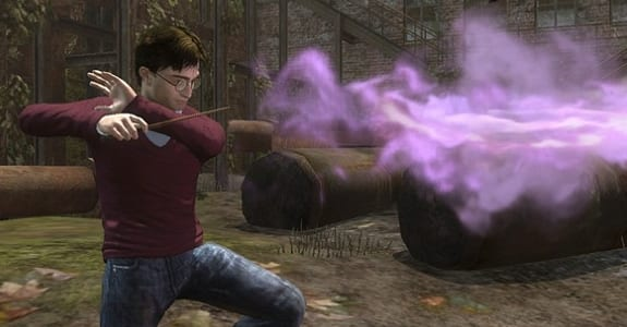The team behind Goldeneye making Harry Potter Kinect