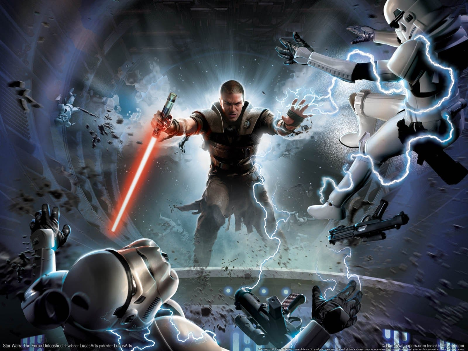 LucasArts readying new star wars game