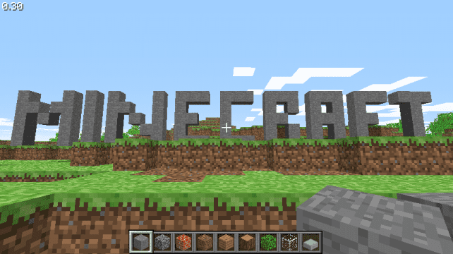 Minecraft Sell 1 Million Units in 5 Days on the Xbox 360