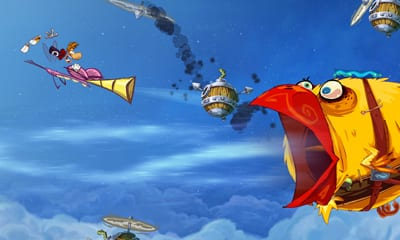 Official PR – Rayman Origins 3DS Demo Now on eShop