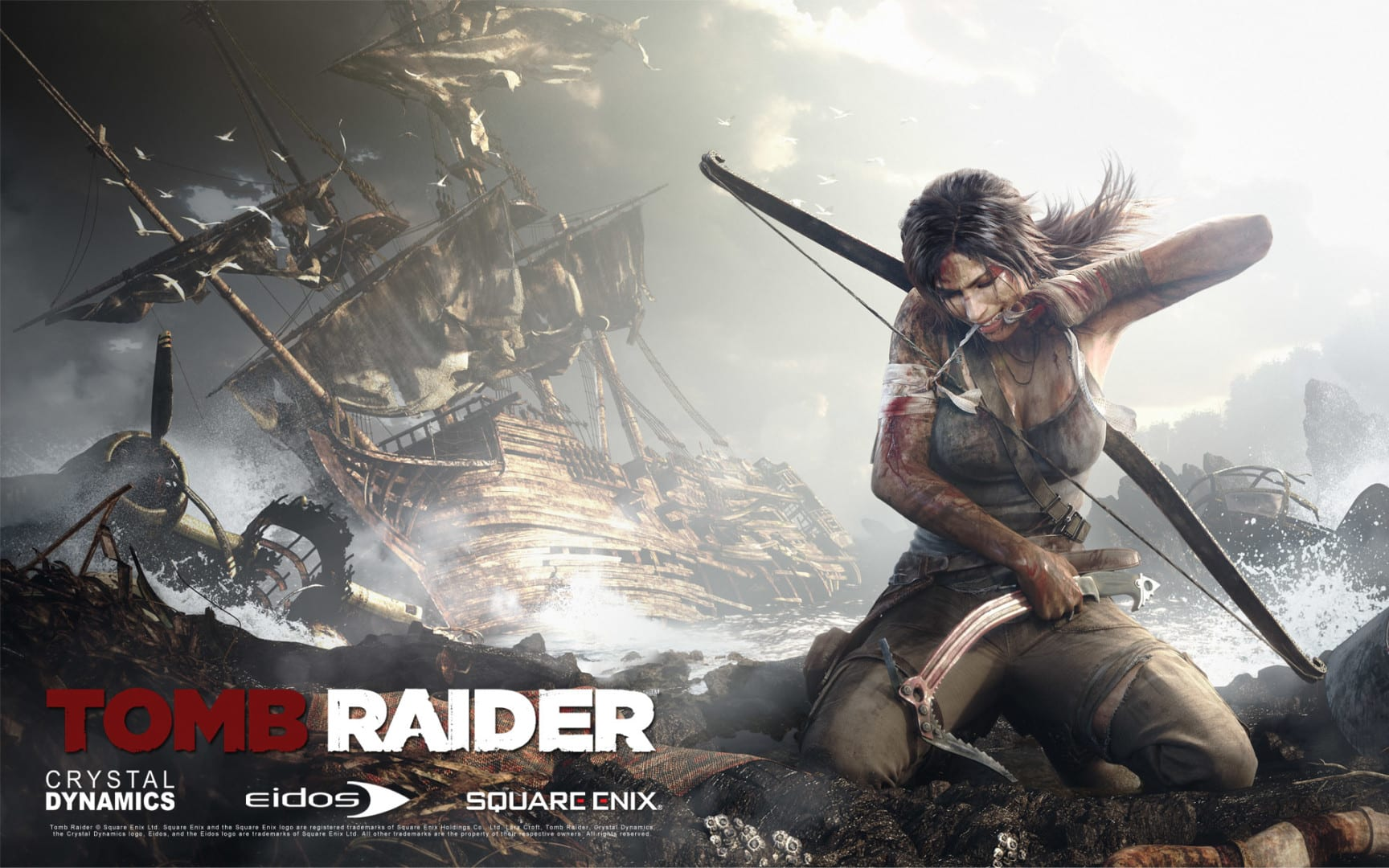 E3 2012- Tomb Raider Crossroads Trailer