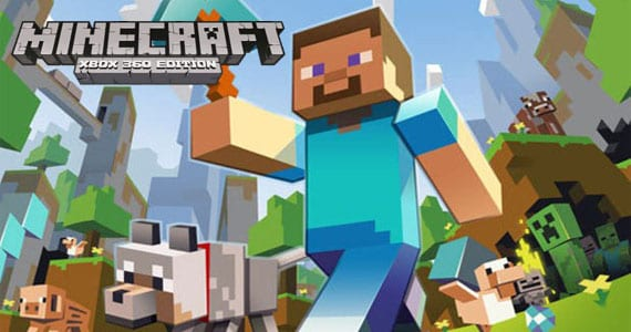 Minecraft XBLA New Update