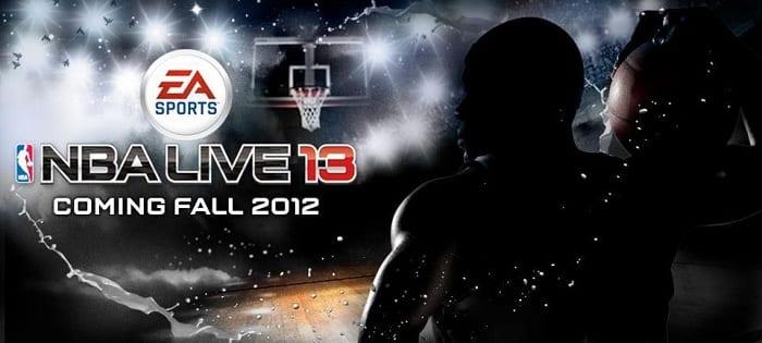 NBA Live 13 = Win?