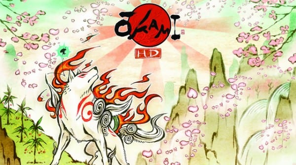 Okami HD being worked by Capcom and Hexa Drive