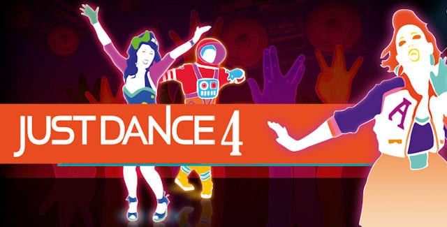 Ubisoft shows Just Dance 4 at E3 2012