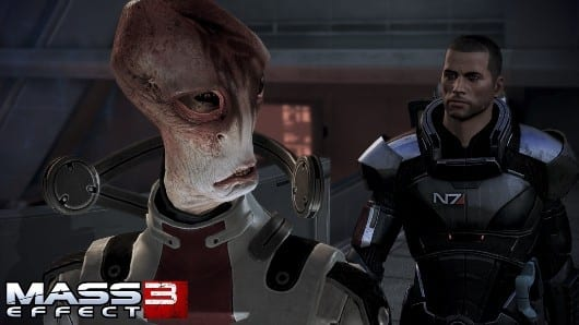 Mass Effect 3 coming to Wii U at launch