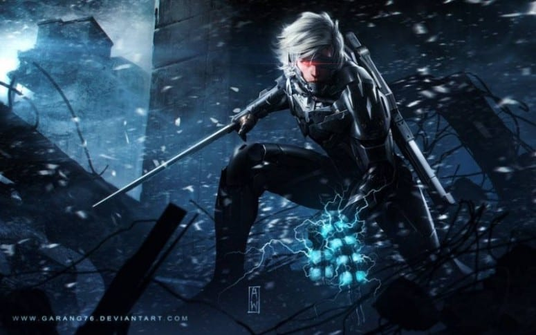 E3 2012 trailer- Metal Gear Rising: Revengeance