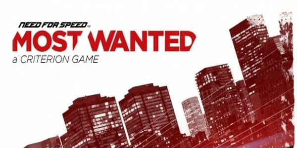 Need for Speed Most Wanted Trailer and Gameplay