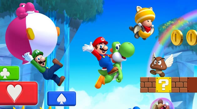 new super mario bros U 630
