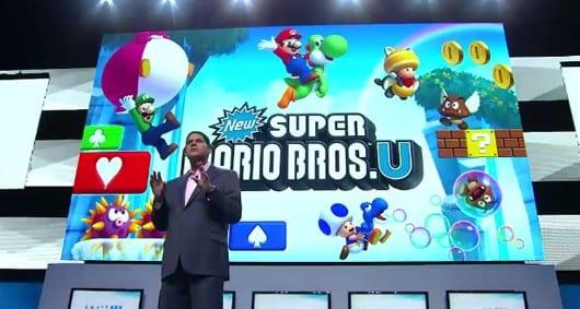 New Super Mario Bros Wii U Announced!