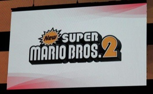 New Super Mario Bros 2 for 3DS – Trailer