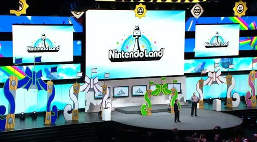 Nintendo Land – Wii U launch title