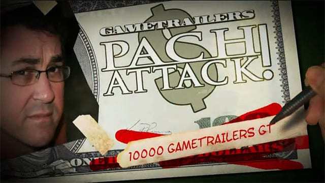 Pach-Attack – Next-gen graphics, Credit Cards and Gamefly