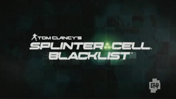 Splinter Cell: Blacklist Official Trailer E3 2012 CG Trailer