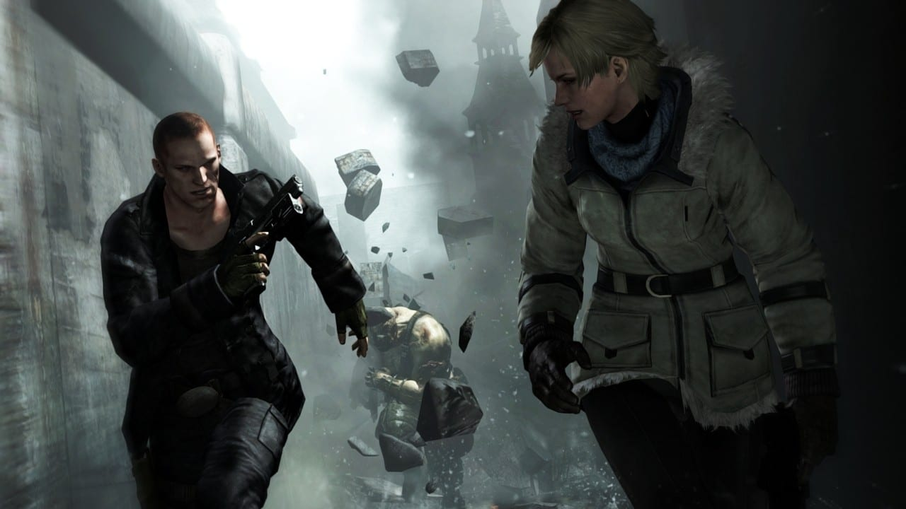 Resident evil 6 comin' this october!