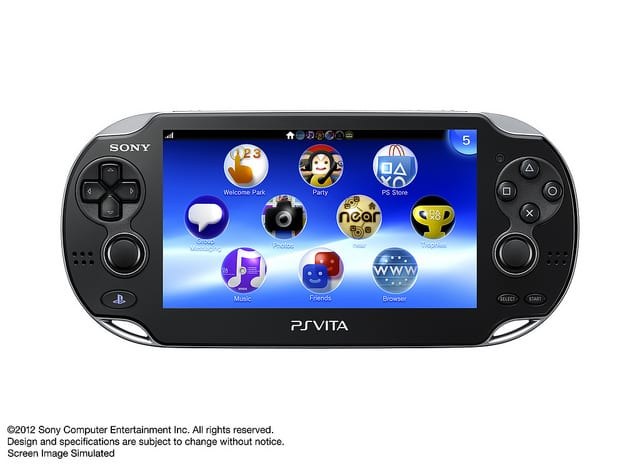 PlayStation Vita Update 1.69 – Optional