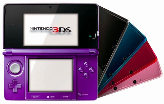 Nintendo 3DS has now Crossed 5 Million Units Sold (June NPD numbers)