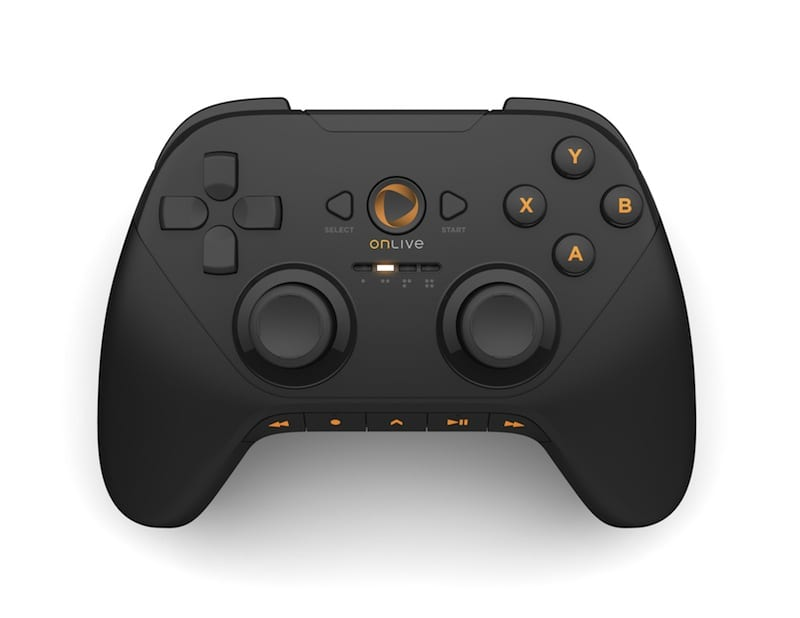 Onlive Universal controller being planned to work with Nexus 7