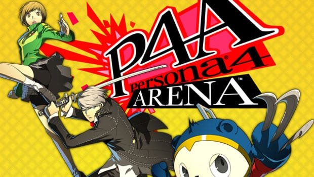 Atlus explains Persona 4 Arena's region lock