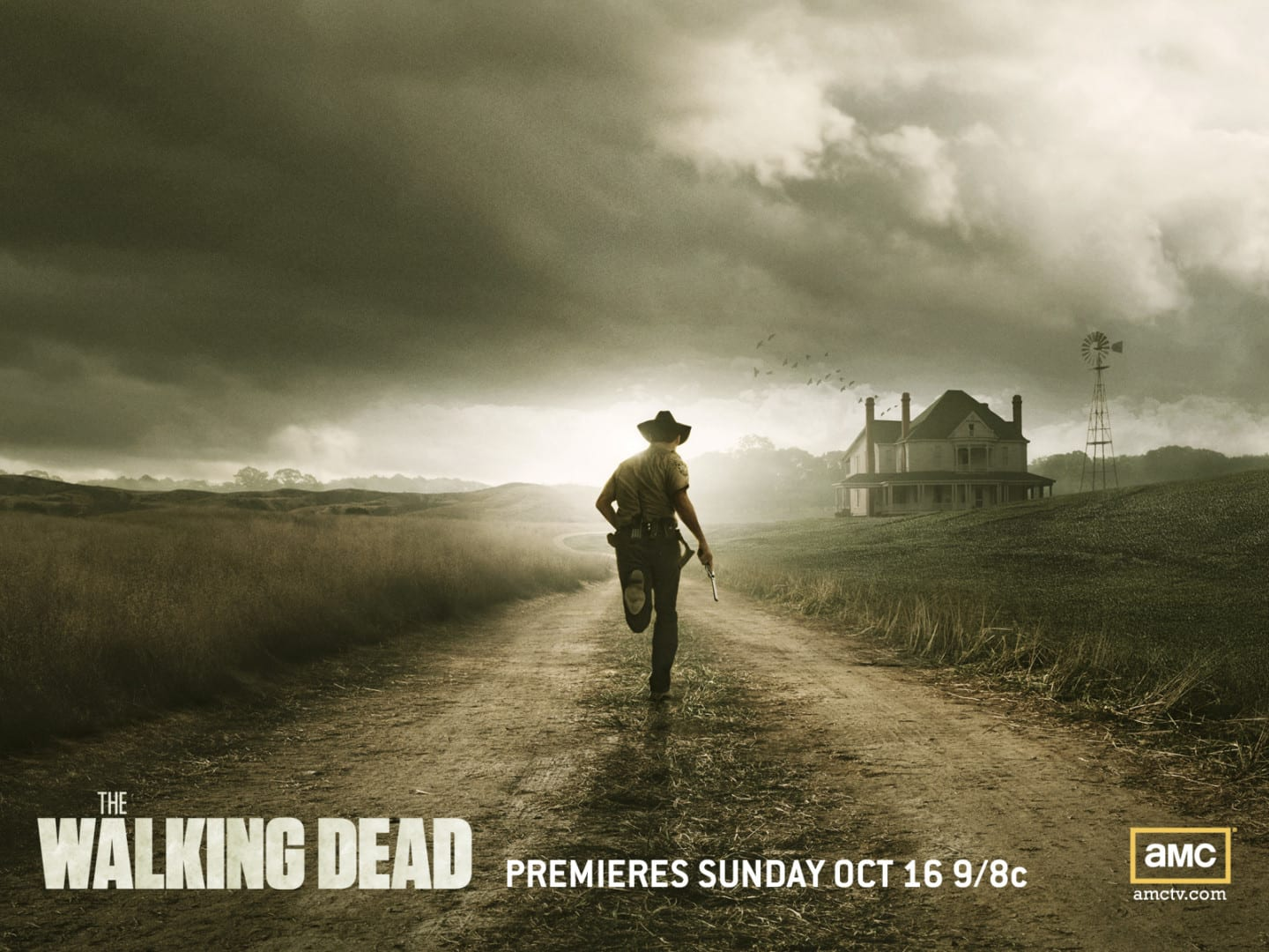 Walking Dead Turning Into First-Person Shooter