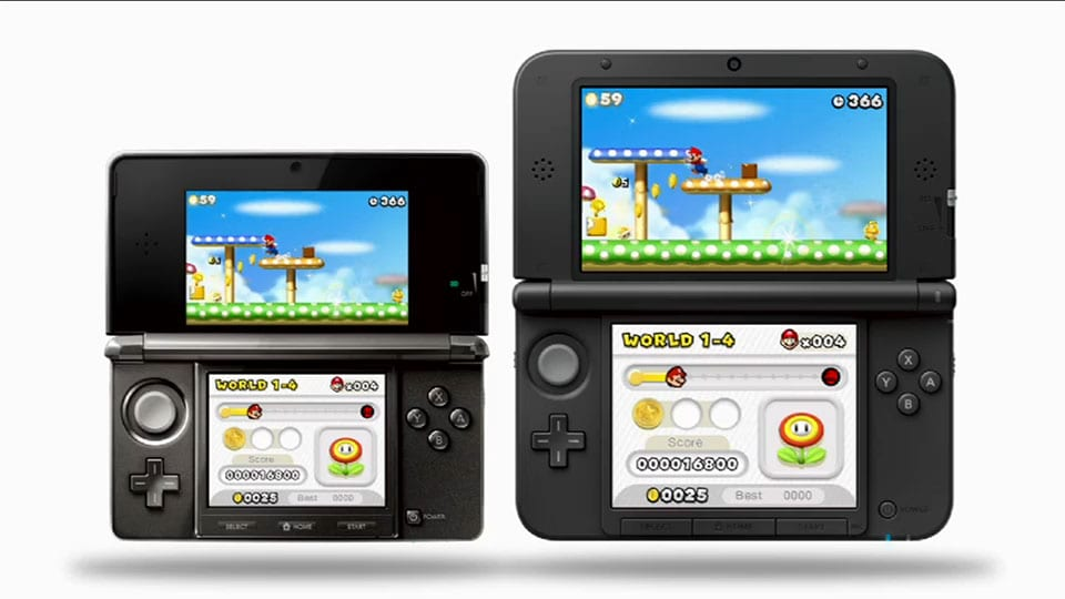 Nintendo of America Announce Dates for 3DS Games