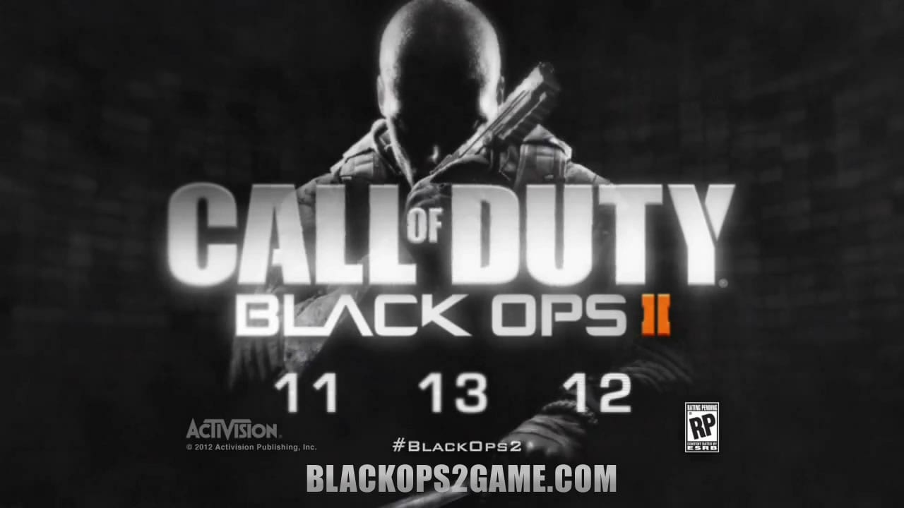Black Ops 2 Multiplayer Gameplay Trailer