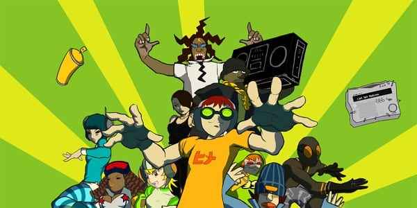 Jet Set Radio gets release date for PS3, XBLA, Steam and Vita