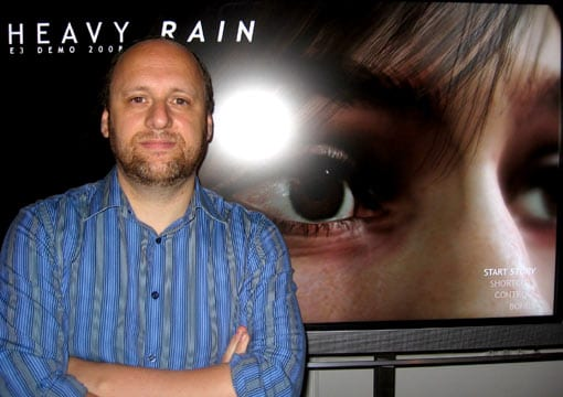 David Cage Calls For Gaming Industry To 'Grow Up'
