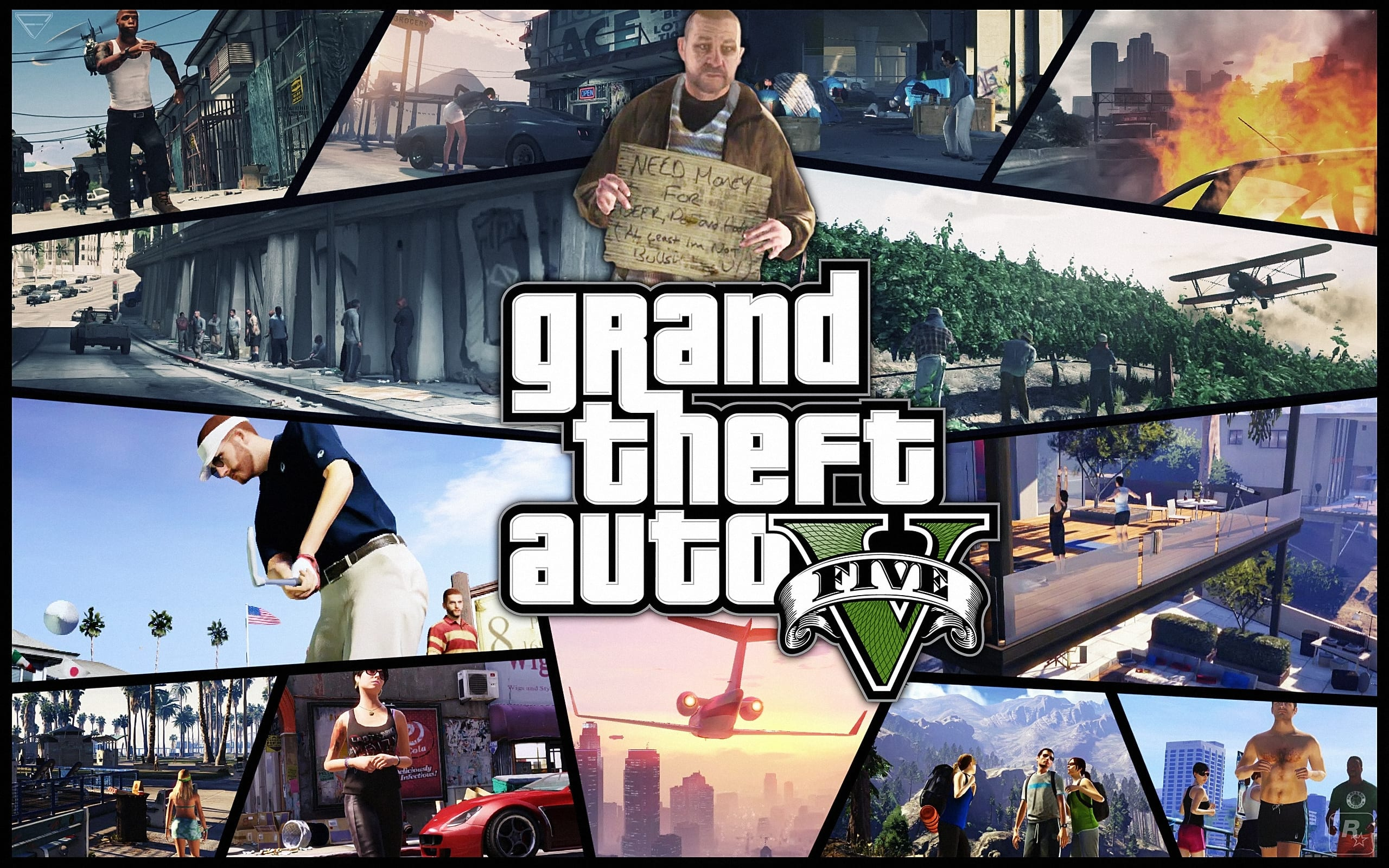 Analyst: GTA 5 May Miss March 13 Release Date