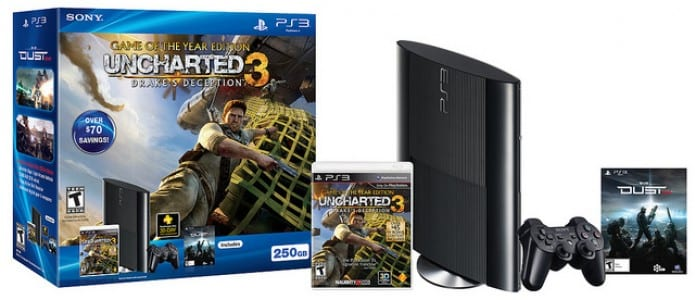New PS3 redesign unveiled. A slight price increase?