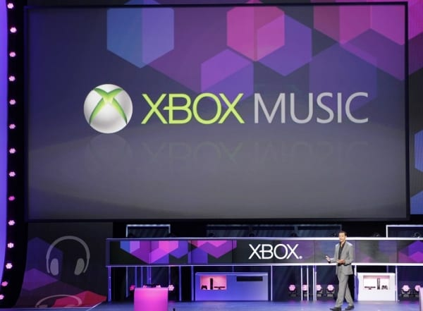 Microsoft Releases Xbox Music