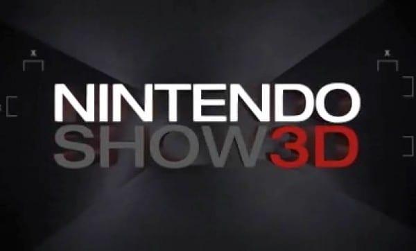Nintendo Show 3D – November 22, 2012