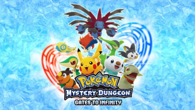 Pokemon Mystery Dungen 3DS Official Release Date.