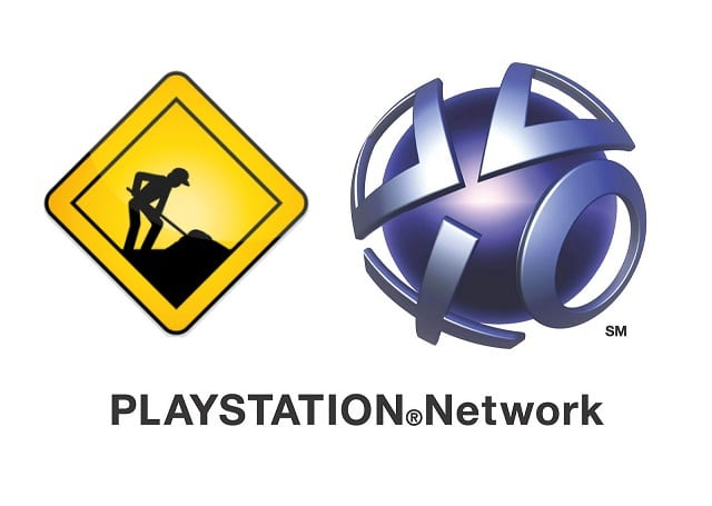 PlayStation Network to be down on Monday December 3