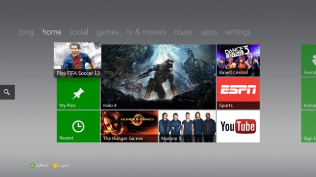 43 New Apps Arriving For Xbox 360