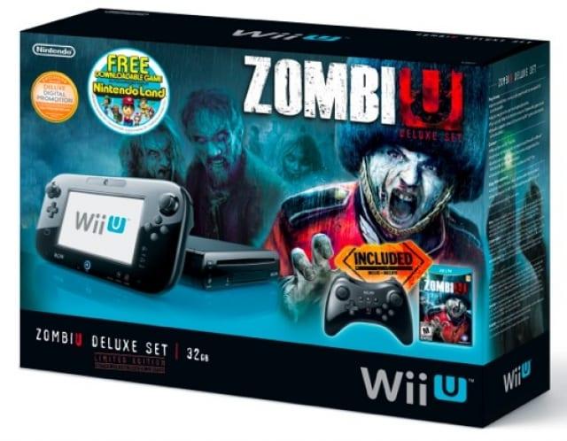 Nintendo Wii U ZombiU Bundle