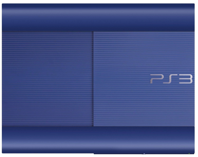 GameStop Exclusive Azurite Blue PlayStation 3