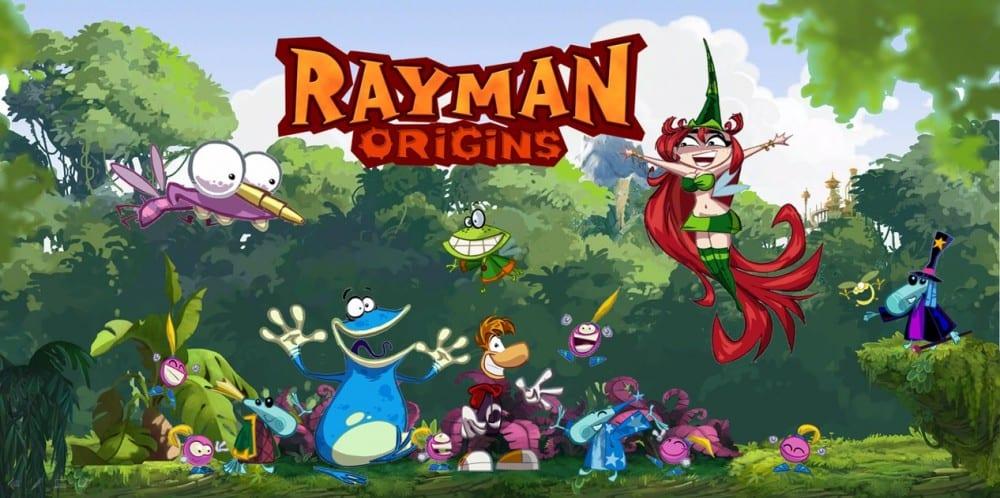 Rayman History