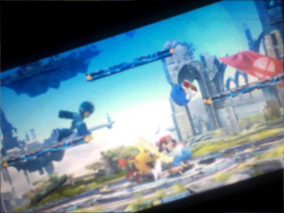 pacman in smash brothers