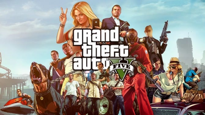 Grand Theft Auto V for PC sightings in Amazon France and Germany