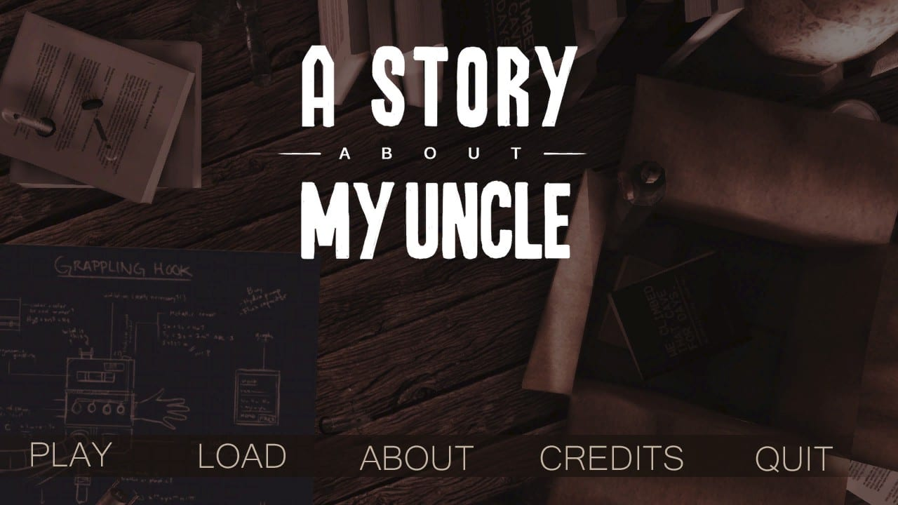 "New Teaser Trailer for indie feels fest ""A Story About My Uncle."""