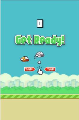 Flappybirdstart