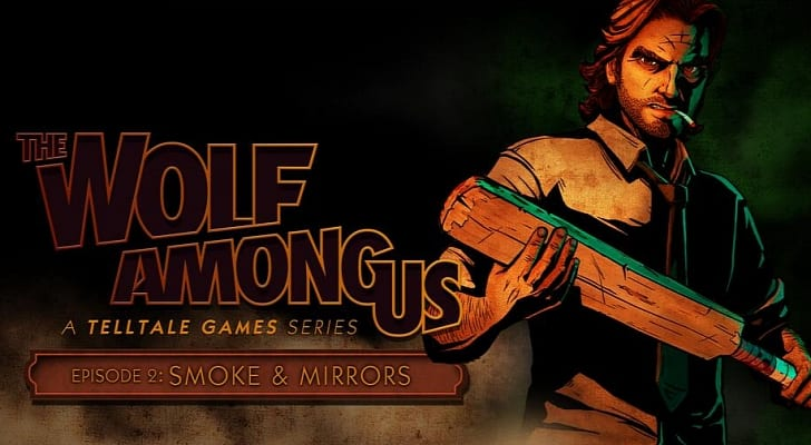 The Wolf Among Us Episode 2 finally comes out.