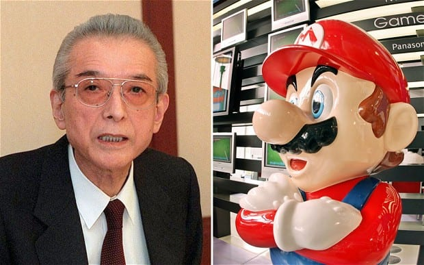 Nintendo's founder Yamauchi family will sell stocks.