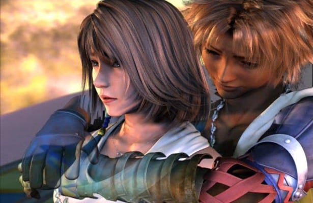 New Valentine's Day Trailer for Final Fantasy HD rerelease.