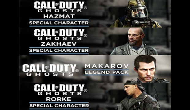Call Of Duty Ghosts: Free Trial + New Micro-transactions