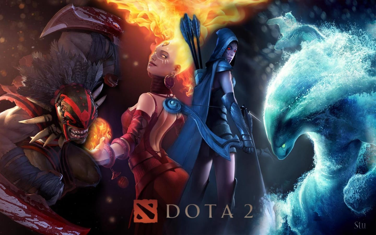 ASUS ROG becomes the official Dota 2 tournament sponsor for Insomnia festivals in 2014