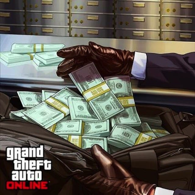 Take-Two Interactive has tons of dough.