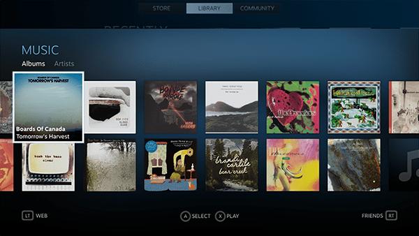 Valve Reveals Steam Music Beta